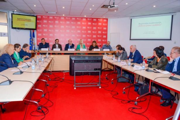 Regionalna konferencija SNSCG-a