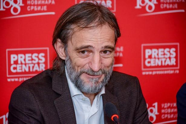 Goran Ćetković  (foto: Pres centar UNS-a)