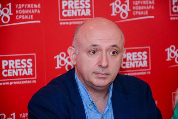 Vladimir Radomirović (foto: Pres centar UNS-a)