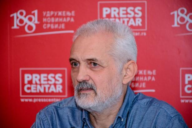 Nino Brajović (foto: Pres centar UNS-a)