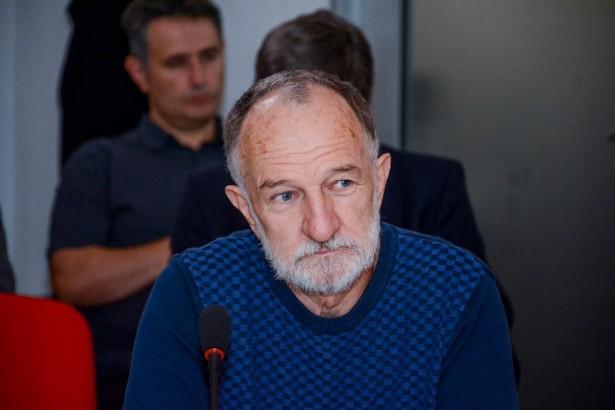 Marko Divković (foto: Pres centar UNS-a)
