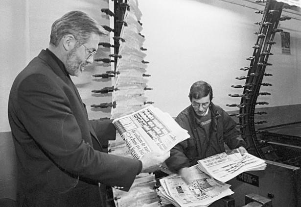 Slavko Ćuruvija (foto: Slavko Ćuruvija fondacija / Predrag Mitić)